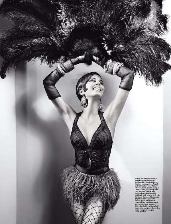Need to find these performers 99 Gorgeous Great Gatsby Finds - From Flapper Fashion to Stoic 20s Shoots (CLUSTER)