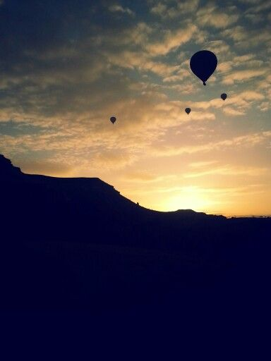 Magic moment @Cappadocia