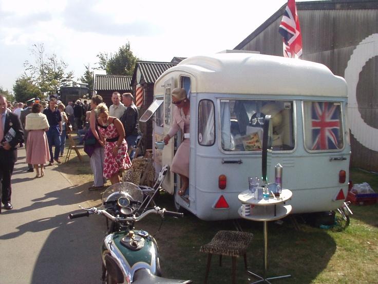 Jo-Jo's caravan