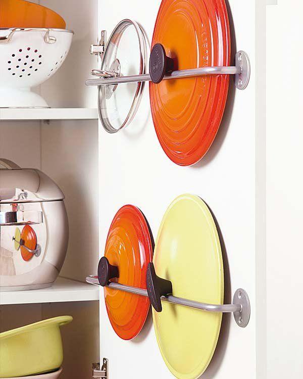 Ideas para organizar y almacenar en la cocina
