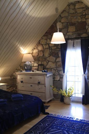 Káli Art Inn - blue room