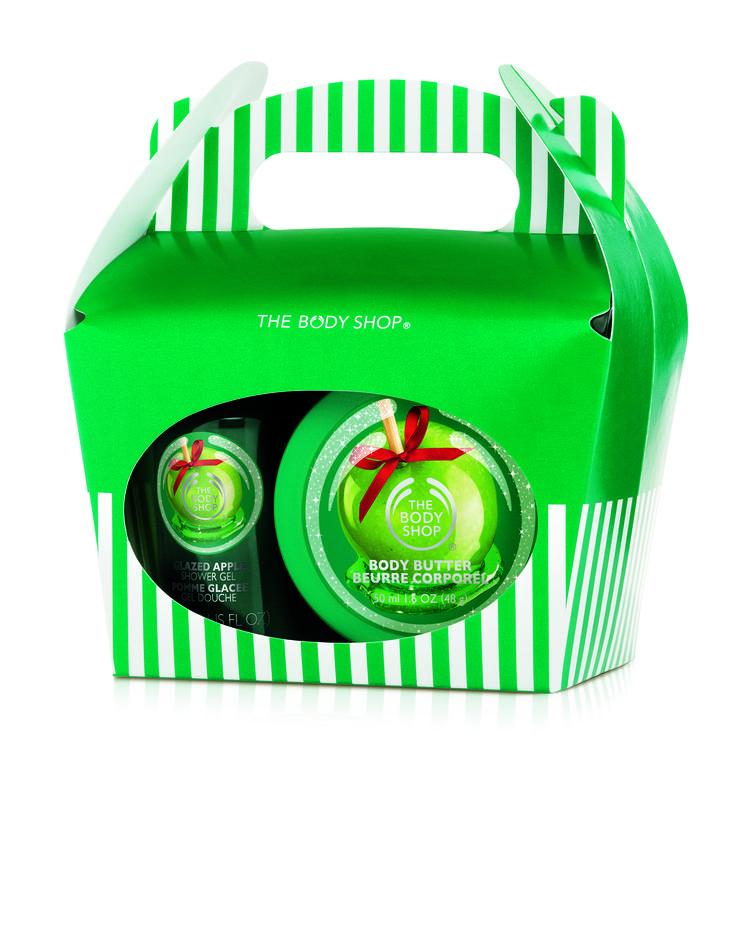 The Body Shop Glazed Apple Treat Box R100.00
