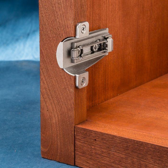 Salice/® Frameless Pie-Corner Cabinet Hinge Kit