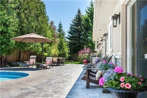 SHOW STOPPER - Muskoka Styled Living In The City - 1367 Shadowa Road! #Mississauga #RealEstate #Sold #LuxuryEstates