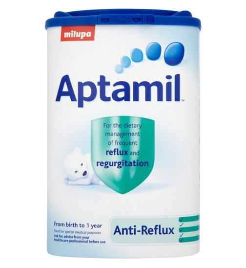 Aptamil USA Seller Anti-Reflux from Birth to 1 YR 900g UK