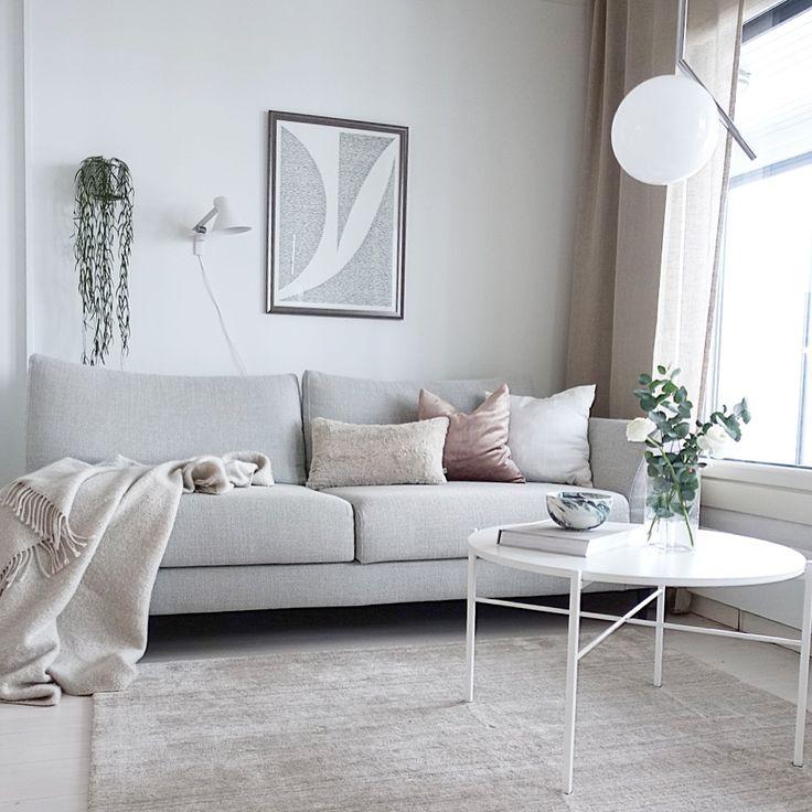 Livingroom, Scandinavian interior @c_u_c_k_o_o