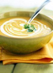 Régime soupe/brûle-graisses - Idées recettes pour dîner léger cette semaine !