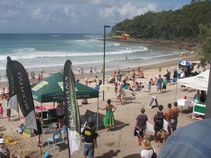Noosa Heads Main Beach- opening of the new Surf club restaurant www.noosaviplimousines.com airport transfers to your accommodation, wedding, restaurant