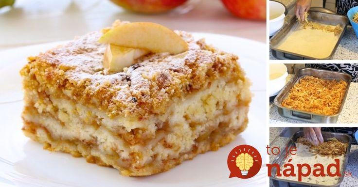 13 najlepších receptov na jablkové dezerty