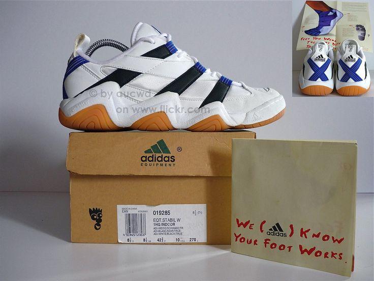 adidas equipment 1997