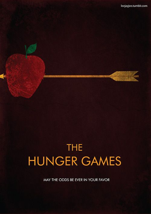 The Hunger GamesMinimalist Posters, Favors, Minimalist Movie Posters, The Hunger Games, Happy Hunger, Book, The Games, Thehungergames, Minimal Movie Posters