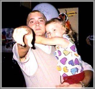 Marshall Mathers Daughter Hailie | Eminem Marshall Mathers and Hailie Mathers