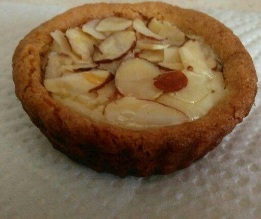 Almond Custard Tart | Lady Julia's Tea Room | Pinterest | Custard tart ...