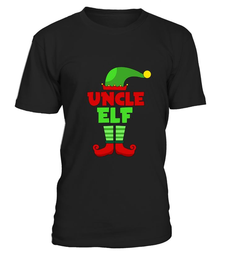 Kids Uncle Elf T Shirt   Funny Holiday Christmas Gift Tee 10 Navy  #september #christmas #shirt #gift #ideas #photo #image #gift #uncle #funcle