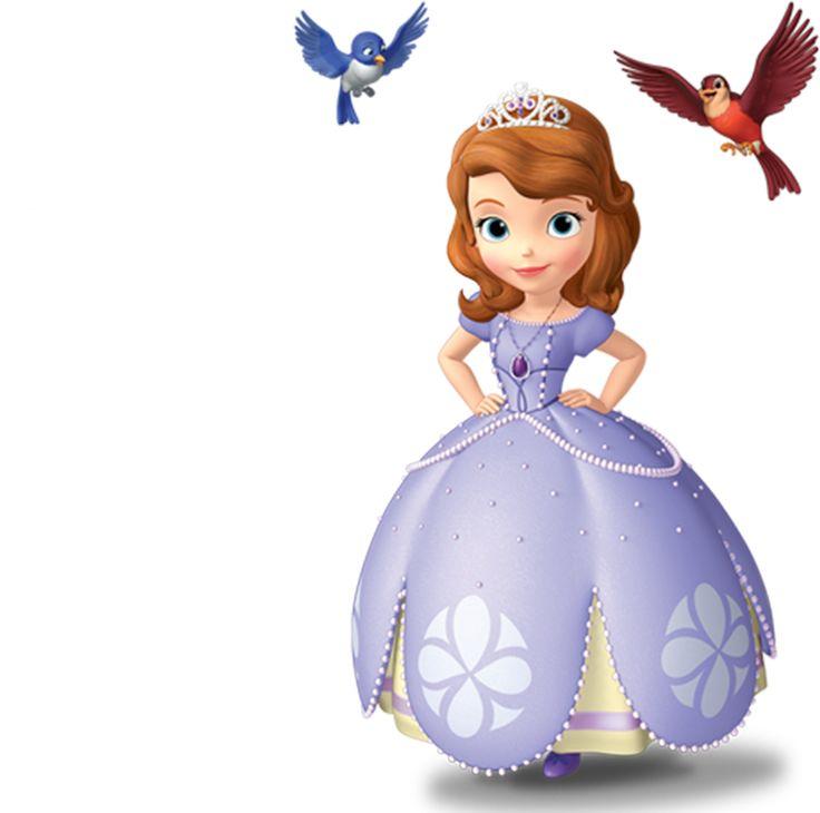 Princesa Sofia da Disney:                                                                                                                                                                                 Mais