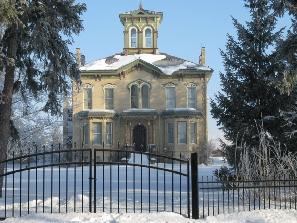 Castle Kilbride, Baden, Ontario: A Breathtaking Journey Into Victorian Splendour
