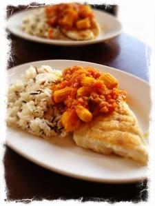 Bengali-Style Fish Curry