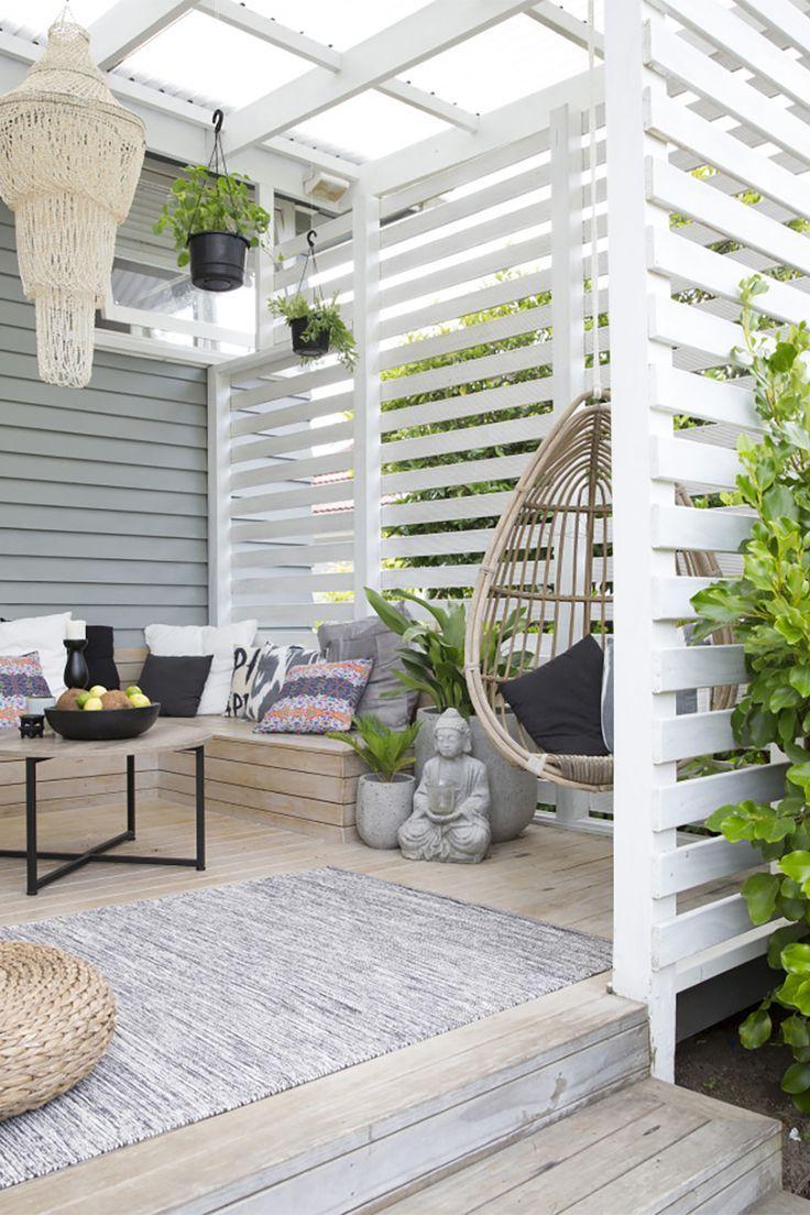 Outdoor Living Dreamy Pergola Ideas for
