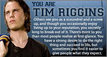 Which Friday Night Lights Character Are You?
