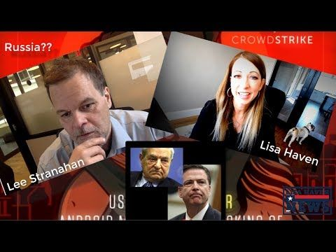 JAMES COMEY & SOROS: It's All Coming Apart & This Is Where it Gets REAL—Lee Strananhan Tells All - YouTube... JUN 8 2017