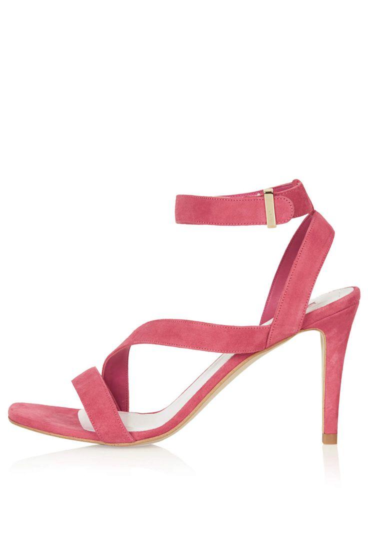 REAL Asymmetric Sandals | Topshop