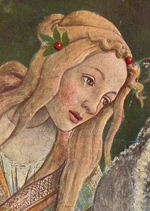 """Sandro Botticelli """"The Trials and Calling of Moses"""" (Détail) 1482"""