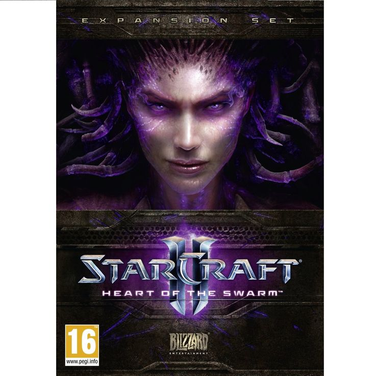 BARGAIN Starcraft II: Heart of the Swarm JUST £10 At Amazon - Gratisfaction UK Bargains #bargains #gaming #starcraft