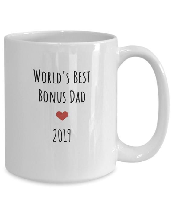 Worldsbestbonusdad Dad Mug Love You Dad Father In Law Gifts