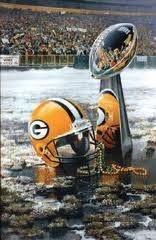 I love my Green bay Packers