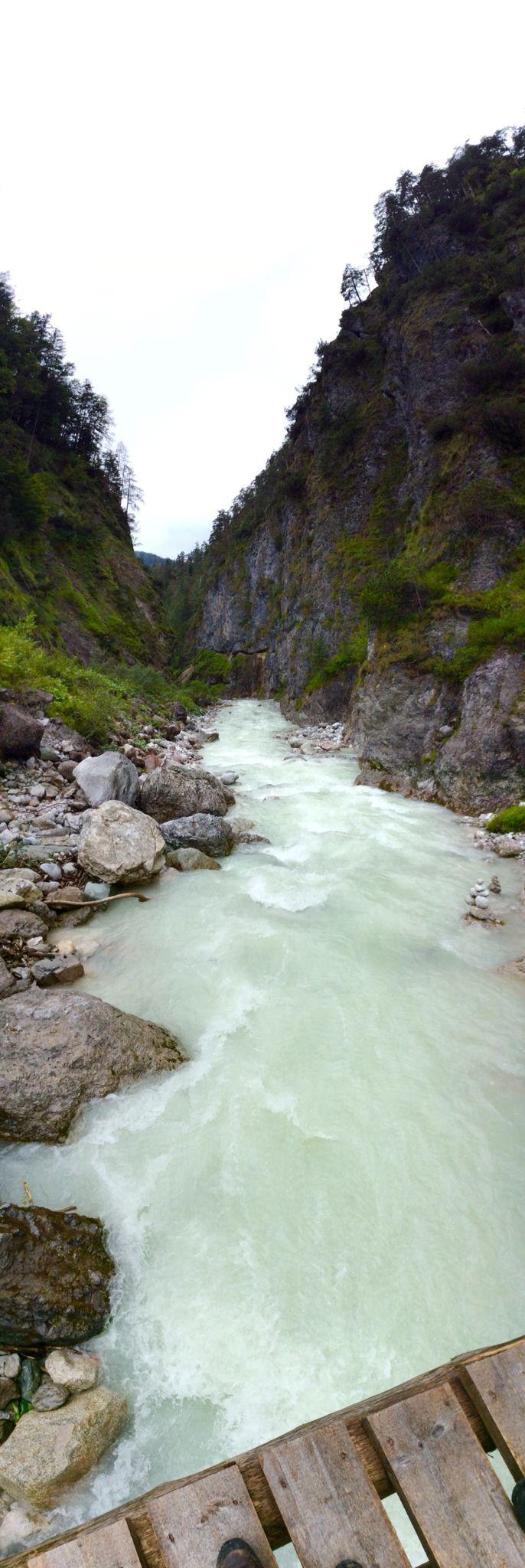 Buchmaisbach, Saalfelden, Austria, Hiking