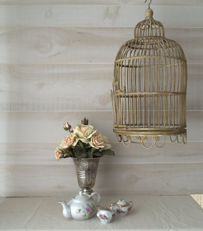 25 best ideas about hanging bird cage on pinterest bird for Cage a oiseaux decorative
