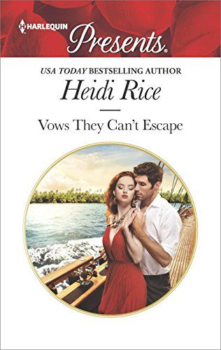 Vows They Can't Escape (Harlequin Presents) by Heidi Rice