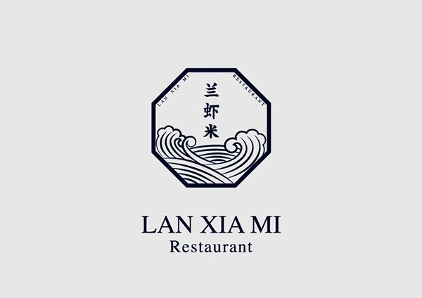 LanXiaMi logo on Behance