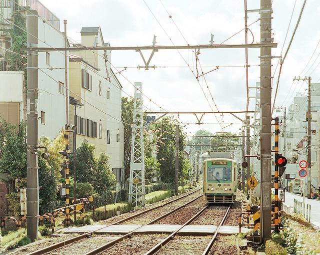 8╱5 都電荒川線 / via gooldays