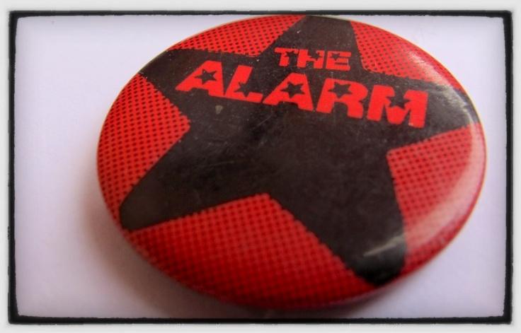 The Alarm pin.