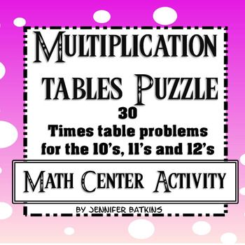 Best   Times Table Ideas On   Multiplication Table