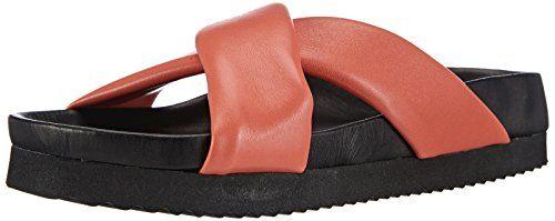 Strenesse Slipper, Damen Pantoletten, Rot (french red  540), 41 EU - http://on-line-kaufen.de/strenesse/41-eu-strenesse-slipper-damen-pantoletten