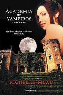 Patricia Morais: Prova que os livros são melhores que os filmes - Academia de Vampiros