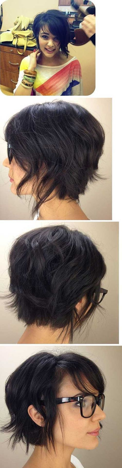 25 Short Hair Styles to Make Heads Turn – #gestuft…