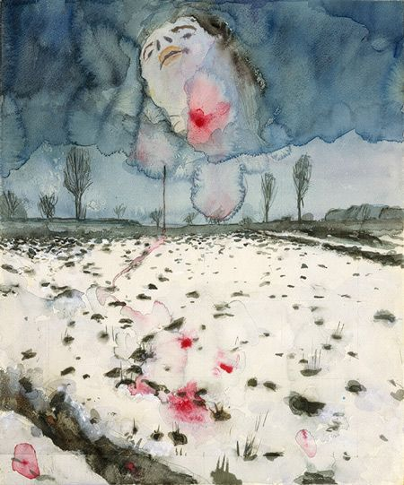 Anselm Kiefer: Winter Landscape (1995.14.5) | Heilbrunn Timeline of Art History | The Metropolitan Museum of Art