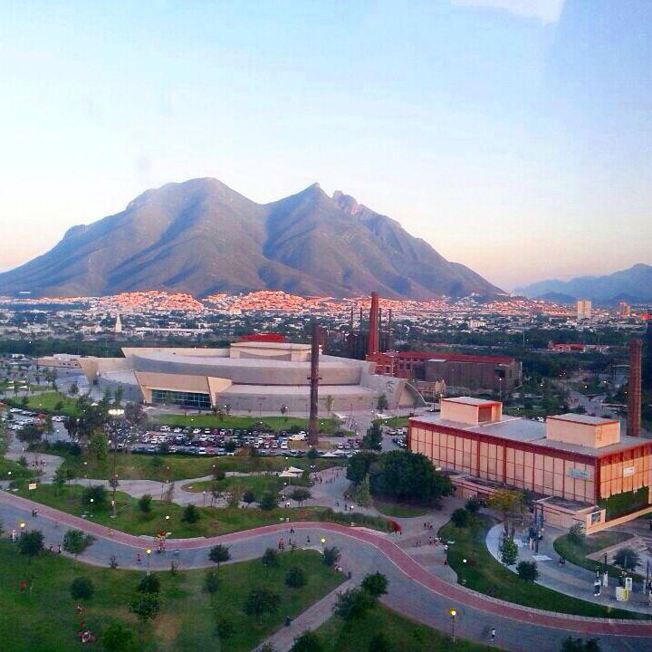 Monterrey, parque fundidora!