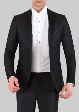 Siyah  Smokin Ceket