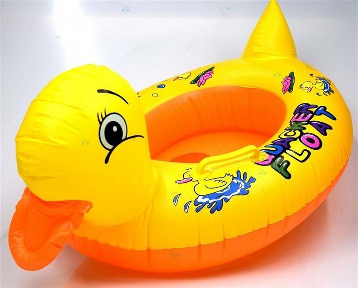 KACZKA Pontonik Koło do pływania #N1