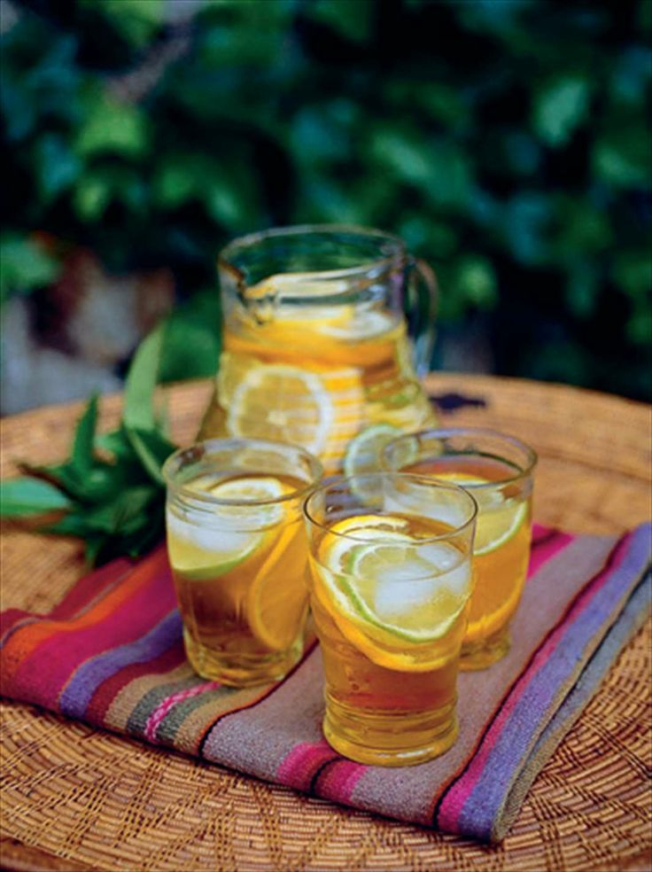 Earl Grey punch with citrus by Anna Bergenström & Fanny Bergenström from Under the Walnut Tree   Cooked