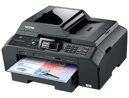 Multifuncion Brother MFC-J5910DW 35/27 PPM negro/color