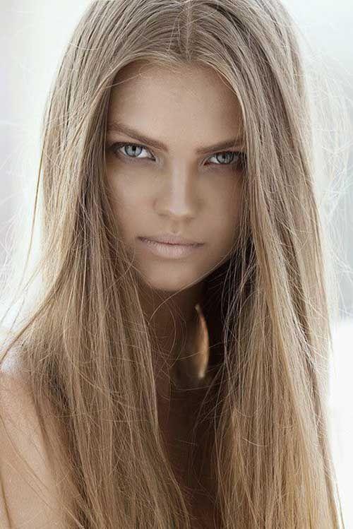 12.Light Brown Hair