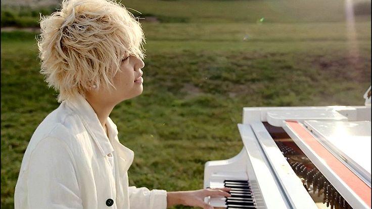 手越祐也くんソロ楽曲「あなた」のMV、メイキングのお写真です。