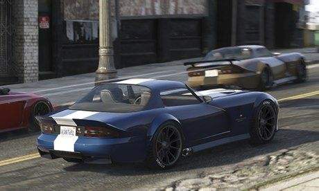GTA Online: the well-known used car exploit is now gone in GTA5.