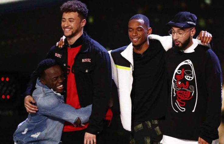 Funny Picture Of Rak-su From X Factor