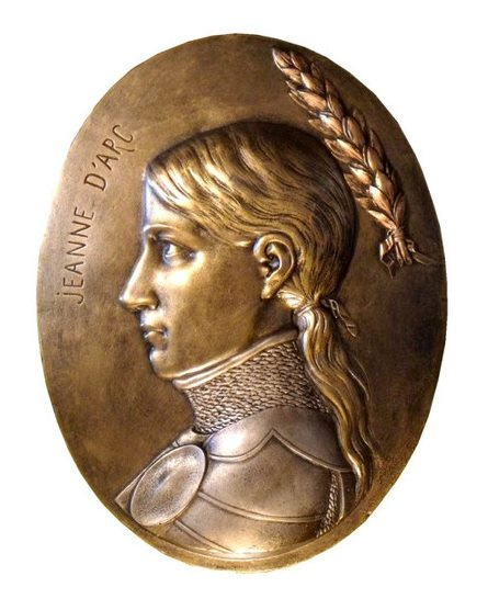 Ste. Jehanne d'Arc
